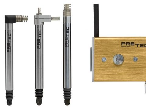 Electronic Measuring Inductive Probes