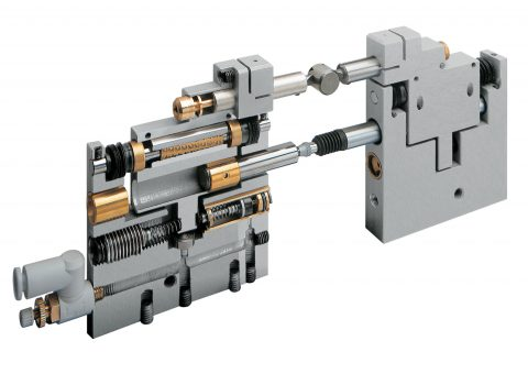 ROBOTAST and Parallel Guiding System