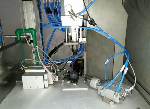 Leak test machines