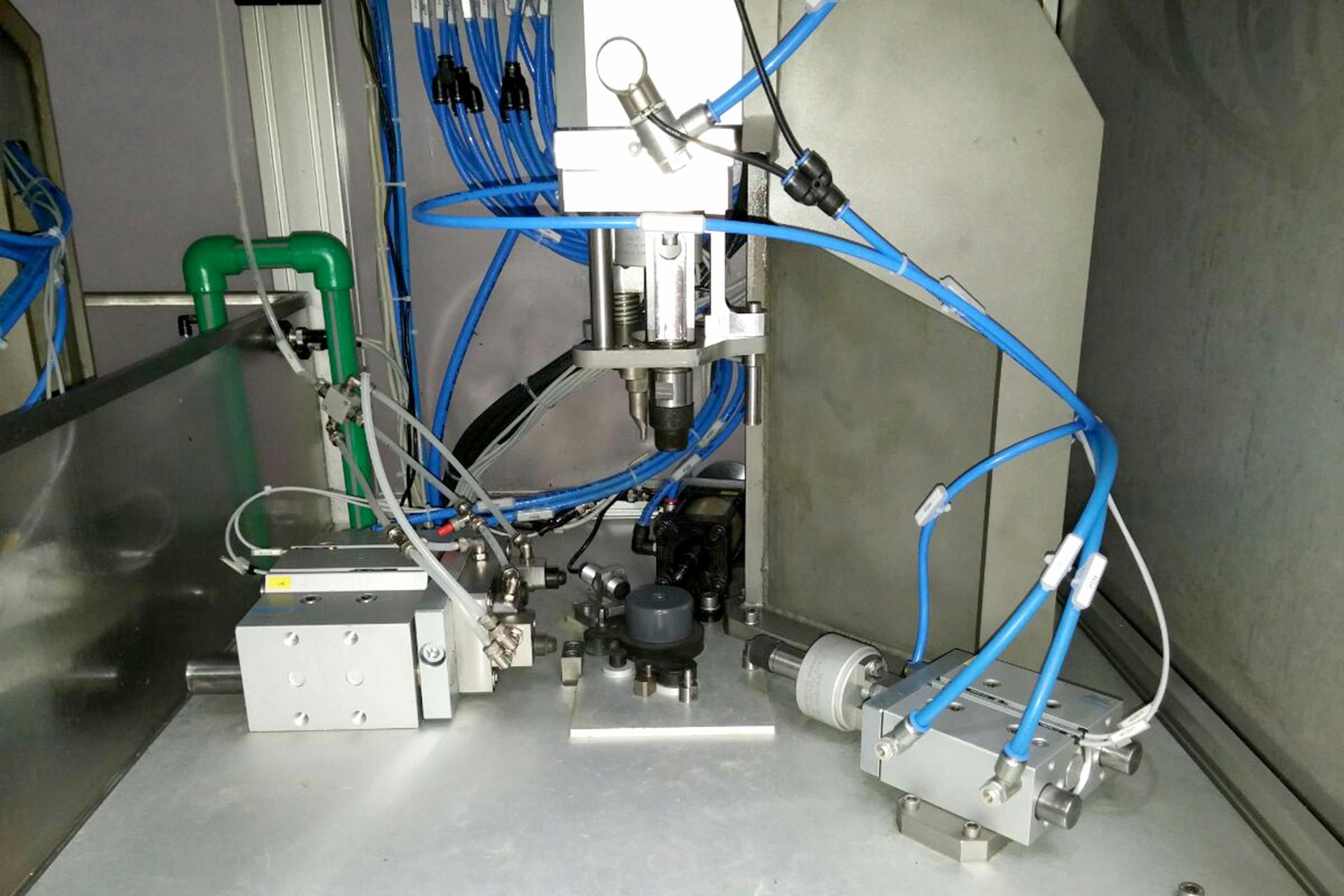 Leak test machines – PFL Groupe